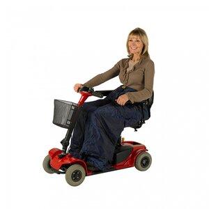 Scooter Cosy, bescherming tegen weersomstandigheden