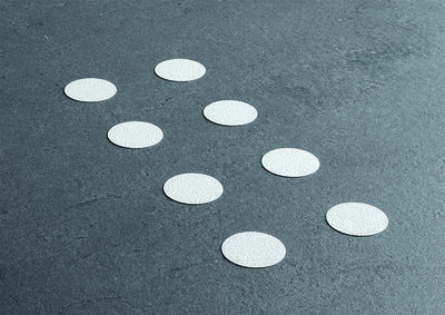 SecuCare Antislip Sticker, Semi-transparant, Rond, ⌀ 35 mm
