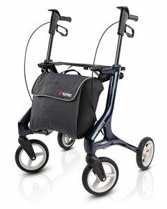 Topro Pegasus ultra lichte rollator van carbon